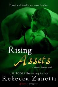 Rising Assets (Entangled Brazen) - Rebecca Zanetti
