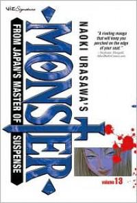 Naoki Urasawa's Monster, Vol. 13: The Escape - Naoki Urasawa, Hirotaka Kakiya