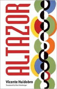 Altazor (Wesleyan Poetry Series) - Vicente Huidobro, Eliot Weinberger