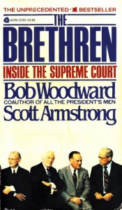 The Brethren - Bob Woodward, Scott Armstrong