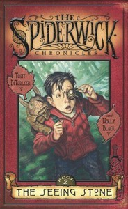 The Seeing Stone (The Spiderwick Chronicles Book 2) - Holly Black, Tony DiTerlizzi, Tony DiTerlizzi
