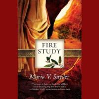 Fire Study - Maria V. Snyder, Gabra Zackman