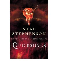 Quicksilver (Baroque Cycle, #1) - Neal Stephenson