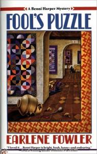 Fool's Puzzle (A Benni Harper Mystery #1) - Earlene Fowler