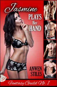 Jasmine Plays Her Hand - Anwen Stiles