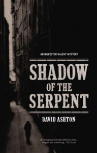 Shadow Of The Serpent - David Ashton