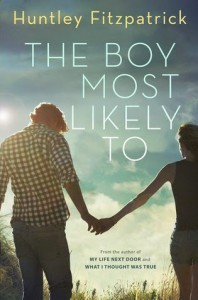 The Boy Most Likely To - Huntley Fitzpatrick