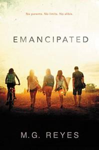 Emancipated - M. G. Reyes