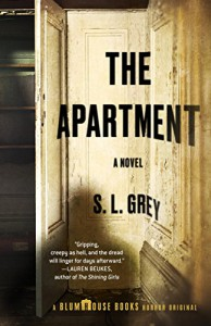 The Apartment (Blumhouse Books) - S.L. Grey