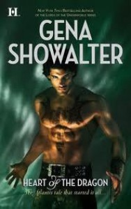 Heart of the Dragon (Atlantis, #1) - Gena Showalter