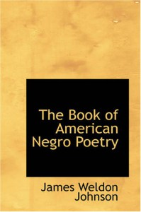 The Book of American Negro Poetry - James Weldon Johnson