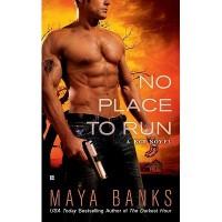 No Place To Run (KGI #2) - Maya Banks