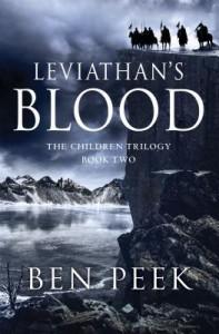 Leviathan's Blood - Ben Peek