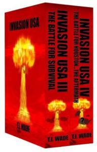 Invasion USA - Boxed Set 2 - T.I. Wade