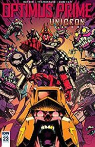 Optimus Prime #23 - Priscilla Tramontano, John Barber