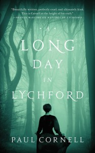 A Long Day in Lychford - Paul Cornell