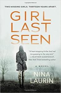 Girl Last Seen - Nina Laurin