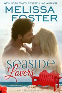 Seaside Lovers - Melissa Foster