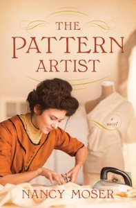 The Pattern Artist - Nancy Moser