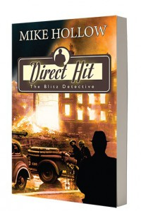 Direct Hit (The Blitz Detective) - Mike Hollow