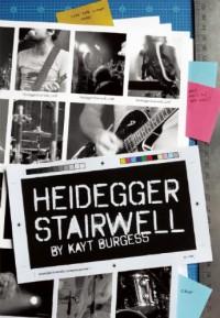 Heidegger Stairwell - Kayt Burgess