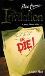 The Invitation (Point Horror S.) - Diane Hoh