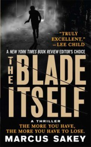 The Blade Itself - Marcus Sakey