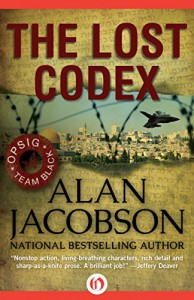The Lost Codex (The OPSIG Team Black Series) - Alan Jacobson