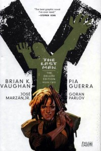 Y: The Last Man Book Two - Pia Guerra, Brian K. Vaughan