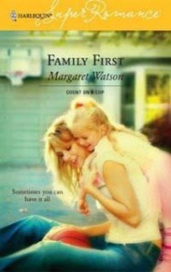 Family First - Margaret Watson