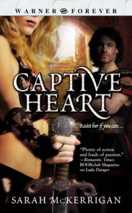 Captive Heart - Sarah McKerrigan