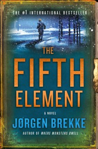 The Fifth Element: A Novel (Odd Singsaker) - Jorgen Brekke