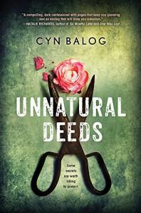 Unnatural Deeds - Cyn Balog