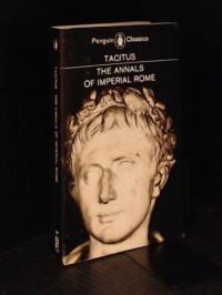 The Annals of Imperial Rome - Tacitus, Michael Grant