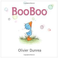BooBoo (Board Book) - Olivier Dunrea