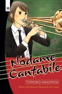 Nodame Cantabile t.15 - Tomoko Ninomiya