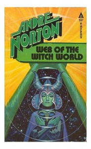 Web of the Witch World - Andre Norton