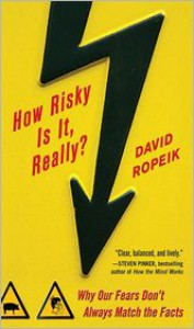How Risky Is It, Really?: Why Our Fears Don't Always Match the Facts - David Ropeik