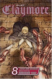 Claymore, Vol. 08: The Witch´s Maw - Norihiro Yagi