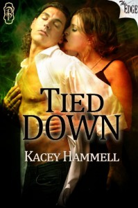 Tied Down (The Edge Series) - Kacey Hammell
