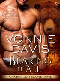 A Highlander's Heart - Vonnie Davis