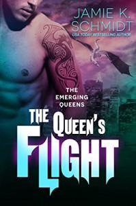 The Queen's Flight - Jamie K. Schmidt