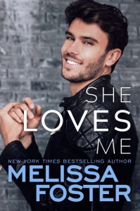 She Loves Me (Harmony Pointe Book 3) - Melissa Foster