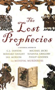 The Lost Prophecies (Medieval Murderers) - The Medieval Murderers