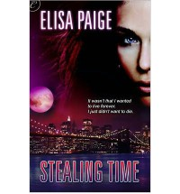 Stealing Time - Elisa Paige