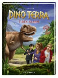 Dino-Terra 01 - T-Rex-Alarm - Fabian Lenk