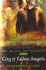 City of Fallen Angels (Mortal Instruments, #4) - Cassandra Clare