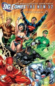 DC Comics: The New 52 - Geoff Johns;Scott Williams;Dan Jurgens;Aaron Lopresti;Matt Ryan