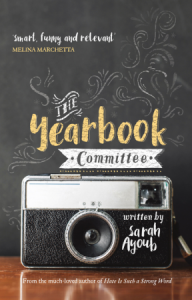 The Yearbook Committee - Sarah Ayoub