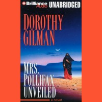 Mrs. Pollifax Unveiled - Dorothy Gilman, Sharon Williams